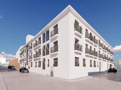 Residencial La Maladeta, Centro de Parla, frente al Ayuntamiento - Madrid